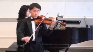 Violin Concerto in e minor, Op.64, Allegretto non troppo--Allegro molto vivace by F. Mendelssohn