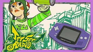 A Look at Jet Set Radio