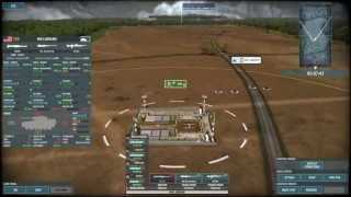 Wargame AirLand Battle Gameplay (PC HD)