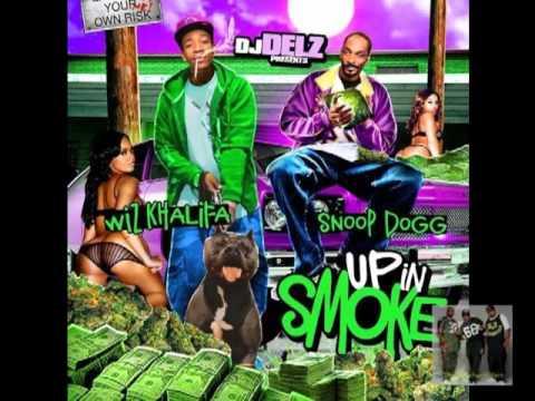 Wiz Khalifa, Jim Jones, Snoop Dogg & Sean Garrett - Like A Gangsta (DJ Delz Remix)