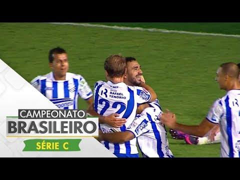 Melhores momentos - Tombense 0 x 2 CSA - Série C (18/09/2017)