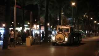 Musik:So eine Nacht unter Palmen v.Carlos Otero
