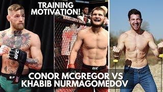 Conor McGregor vs Khabib Nurmagomedov | Inspiration  Video 4 Training |who\'s your favorite?