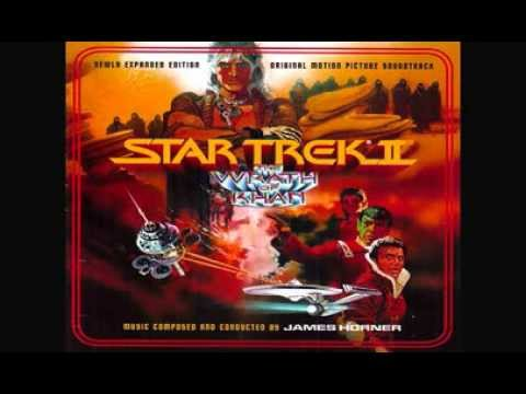 Star Trek II: The Wrath of Khan Complete Motion Picture Sountrack
