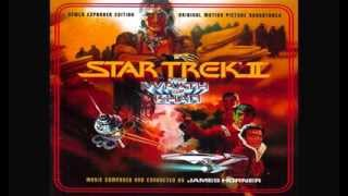 Star Trek II: The Wrath of Khan [Complete Motion Picture Soundtrack] | Video