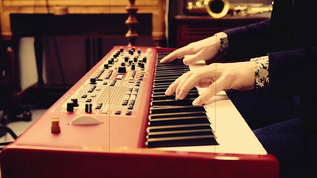 Nord Sample Library: Mellotron Master Tapes