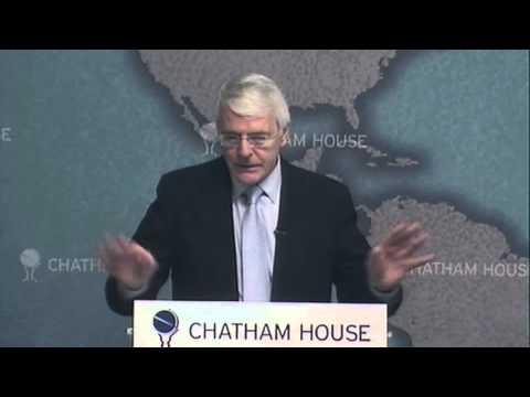 John Major --The Referendum on Europe: Opportunity or Threat? on YouTube