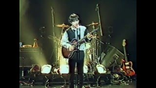1989.8.9 Nissin Power Station 1989年4月21日リリースの3rdアルバム「...