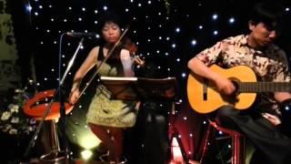 CỎ ÚA - Song tấu Violon - Guitar - NghiêmHoaTrà, 17/30 ngõ 80 chùa Láng