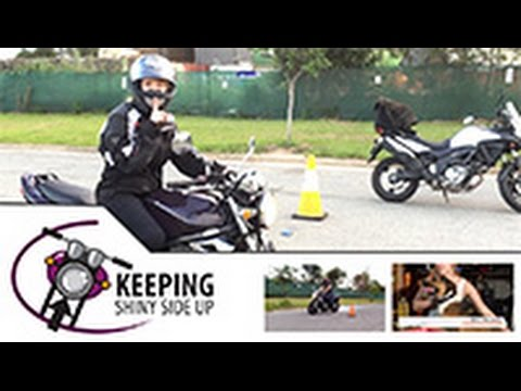Motorcycle Braking Experiment