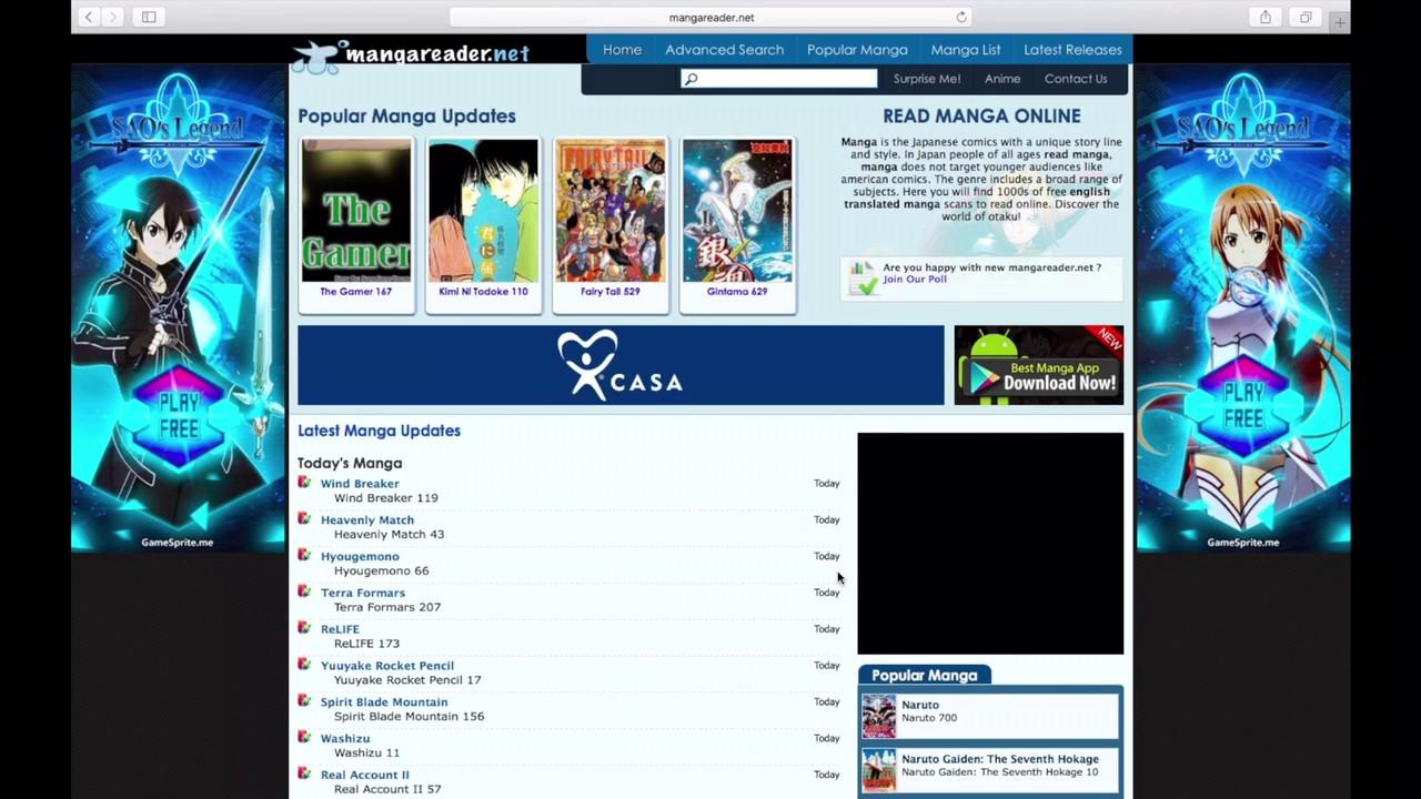 Read Comics Online App