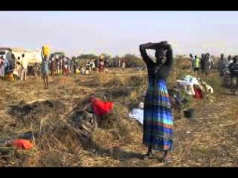Nuer revolutionary song