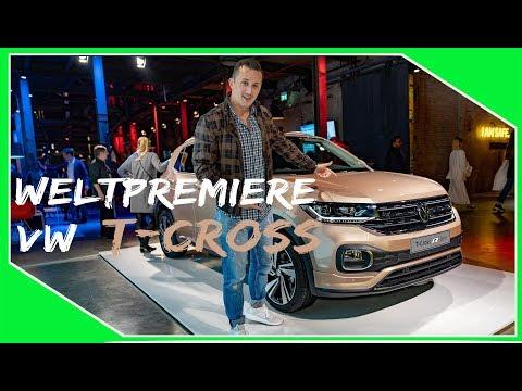 VW T-Cross R line Welt Premiere in Amsterdam Simon Motorsport