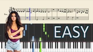Kygo Selena Gomez It Ain 39 t Me - EASY Piano Tutorial SHEETS.mp3