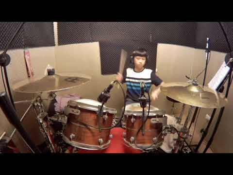 Eye of the tiger Drum Cover by Evan