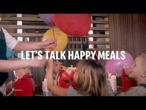Let's Talk Happy Meals | McDonald's Canada