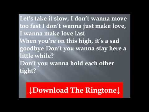 Jason Aldean With Kelly Clarkson - Don't You Wanna Stay Lyrics