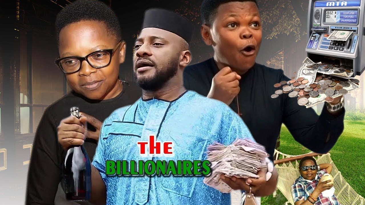 "Download ''Eze Ego The Billionaire"" Season 1&2 (Yul Edochie) | 2019 Top 10 Nigerian Nollywood Movies 1080p"