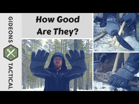 How Good Are They? Mechanix Cold Weather Gloves