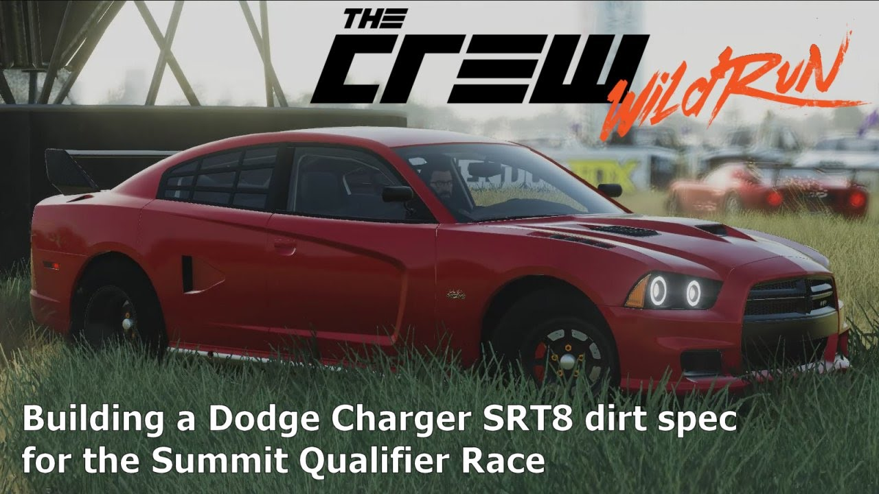 Dodge 08 dodge charger srt8 specs : The Crew Wildrun: Building a Dodge Charger SRT8 dirt spec for the ...