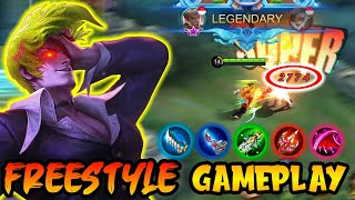 BRAXY DAMAGE HACK?! | THIS CHOU BUILD IS BROKEN!! - Mobile Legends