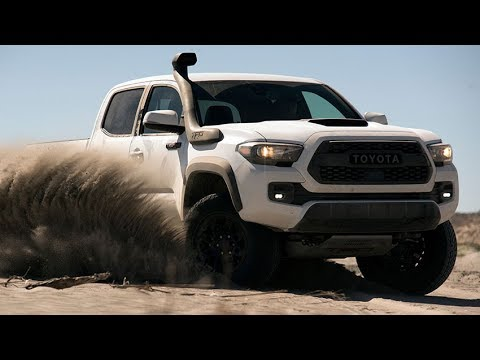 2019 Toyota Tacoma TRD Pro, 4Runner, and Tundra - ALL You Need To Know - Dauer: 10 Minuten