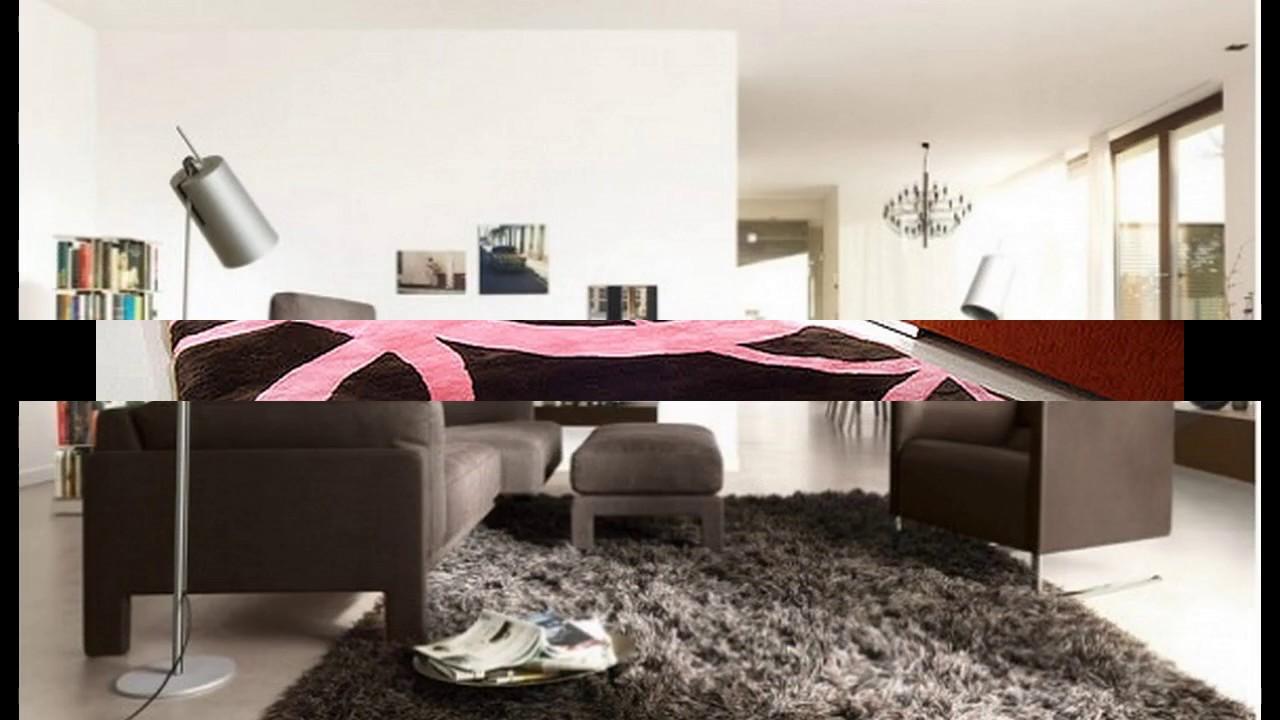 Alfombras para decorar la sala youtube - Alfombras para sala ...
