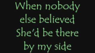 When She Cries (lyrics) - Restless Heart