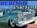Cruisin' for a Cure 2015:  Hedman Hedder Booth