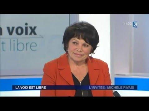 La voix est libre : Michèle Rivasi, eurodéputée