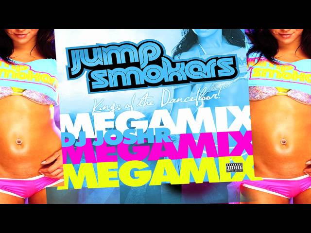 Jump Smokers – Kings Of The Dancefloor CD Promo