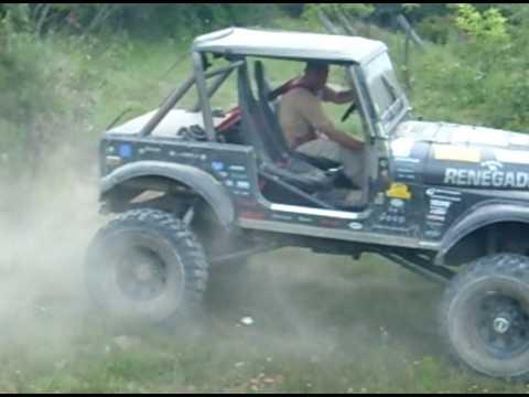Memoka bursa offroad cj7 350hp  v8 extrem Pit Bull Rocker  jeep ungarn ispir