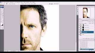 Урок 11. Раскрашиваем черно-белое фото.avi(Из урока Вы научитесь раскрашивать черно-белые фотографии, не применяя при этом инструмент Кисть (Brush Tool)., 2010-09-19T08:35:28.000Z)