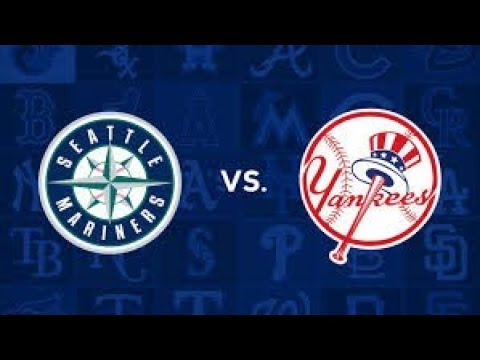 Seattle Mariners vs New York Yankees | Full Game Highlights