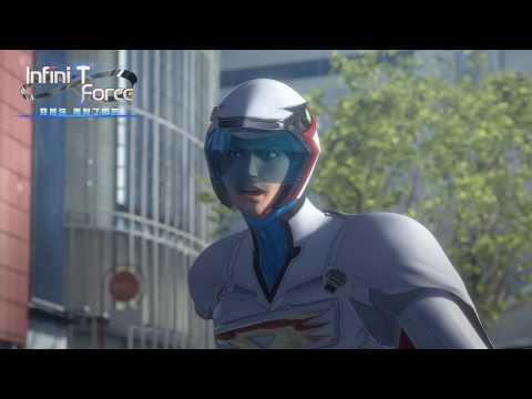 Infini-T Force - 飛鷹俠 再見了朋友 (Infini-T Force)電影預告