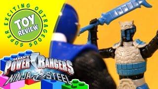 Power Rangers Ninja Steel are up against the villainous foot soldie...