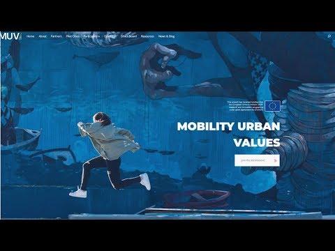 Trasformare la mobilità urbana in sport: ecco MUV