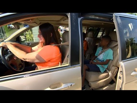 Web Extra: Kid Friendly Ride Sharing Services
