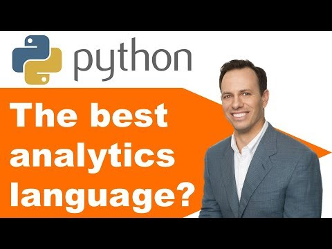 Is Python the best language for data science jobs? (2018)