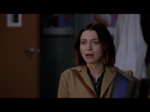 Amelia Shepherd Realizes She's Pregnant - Grey's Anatomy from YouTube · Duration:  1 minutes 55 seconds