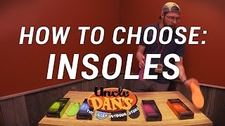 Choosing the Right Insoles