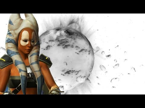 SWTOR Female Togruta Jedi Knight Storyline Part 1
