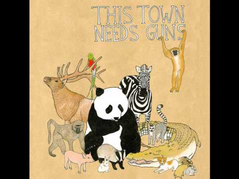 This Town Needs Guns - Animals (Full Album 2008) - YouTube