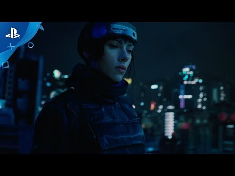 Ghost in the Shell Interview | PlayStation Video