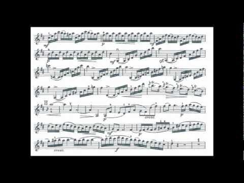Mozart, Wolfgang A. mvt1 4th violin concerto KV 218