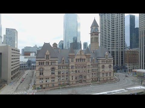 Architecture of Toronto.