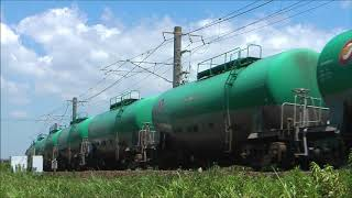 DD51の貨物列車 その1