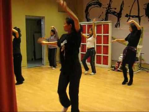 Dancing in KongZi School