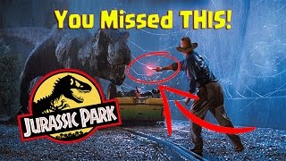 Everything You Missed in Jurassic Park