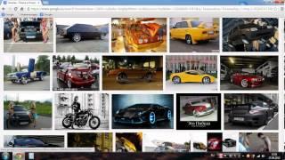 Как скачать фото, картинки с интернета на ваш компьютер